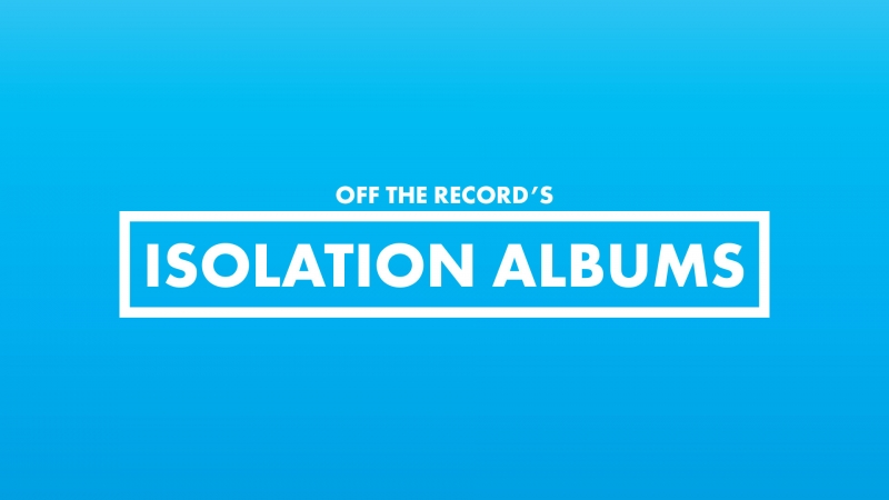 Off The Record launches #IsolationAlbums