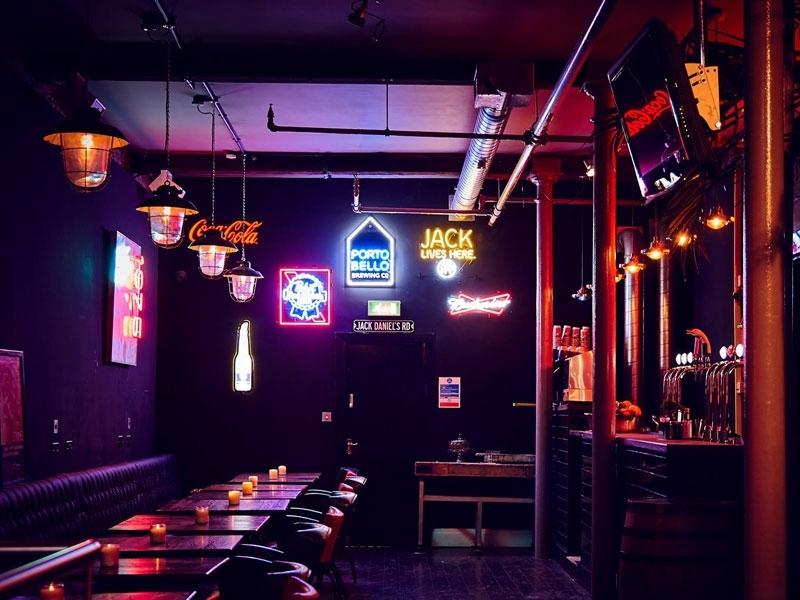 Jimmy's - Venue